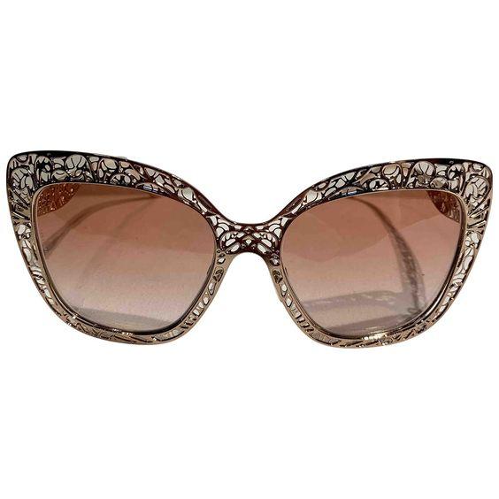 عینک دودی ایتالیایی دُلچه و گابانا